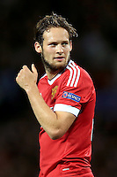 Manchester United's Daley Blind