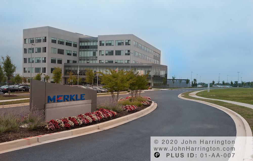 Merkle Headquarters in Columbia, MD