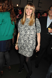 EDITH BOWMAN at a Burns Night party hosted by designer Christoper Kane at Harvey Nichols, Knightsbridge, London on 25th January 2008 in association with VisitScotland to promote Edinburgh & Glasgow City Breaks.<br />