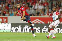 FOOTBALL - FRENCH CHAMPIONSHIP 2012/2013 - L1 - LILLE OSC v AS NANCY LORRAINE - 17/08/2012 - PHOTO CHRISTOPHE ELISE / DPPI - DIMITRI PAYET (LOSC)