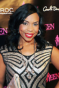 19 November-New York, NY: On-Air Judge Personality Lauryn Lake, Founding Member, National Board of Directors, WEEN attends the 4th Annual WEEN (Women in Entertainment Empowerment Network) Awards held at Helen Mills Theater on November 19, 2014 in New York City.  (Terrence Jennings)