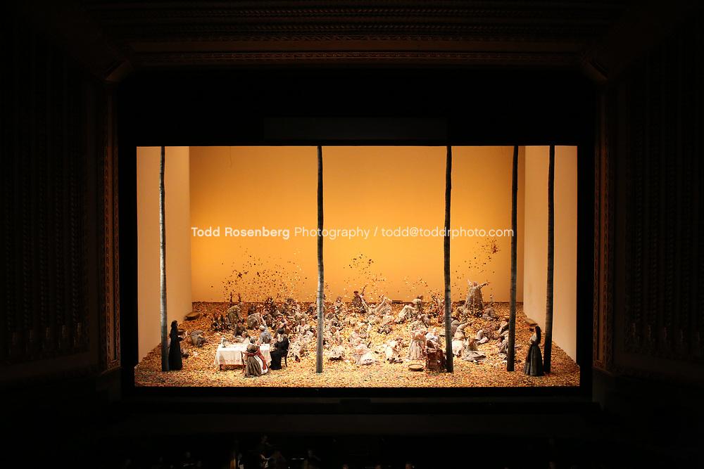 2/23/17 2:12:45 PM <br /> Lyric Opera of Chicago<br /> <br /> Eugene Onegin Dress Rehearsal<br /> <br /> Mariusz Kwiecien -Eugene Onegin<br /> Ana Maria Martinez -Tatiana<br /> Charles Castronovo-Vladamir<br /> Alisa Kolosova- Olga<br /> <br /> &copy; Todd Rosenberg Photography 2017
