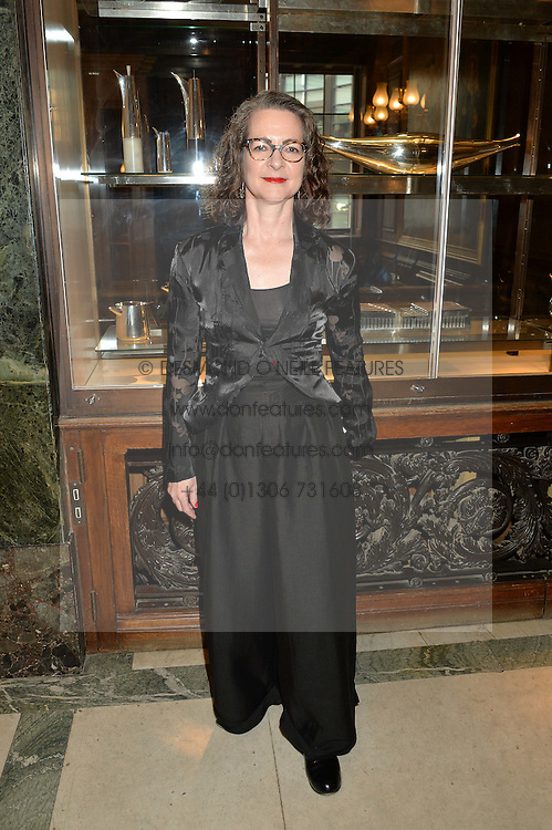 DR FRANCES CORNER at the LDNY Fashion Show and WIE Award Gala sponsored by Maserati held at The Goldsmith's Hall, Foster Lane, City of London on 27th April 2015.