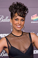 """ALICIA KEYS CELEBRATES HER 32ND BIRTHDAY.Keys was at the Los Premios 40 Principale Music Awatds in Madrid where she was awarded Best American Artist/Composer Of The Last Decade, Palacio de Deportes in Madrid_24/01/2013.Mandatory Credit Photo: ©NEWSPIX INTERNATIONAL..**ALL FEES PAYABLE TO: """"NEWSPIX INTERNATIONAL""""**..IMMEDIATE CONFIRMATION OF USAGE REQUIRED:.Newspix International, 31 Chinnery Hill, Bishop's Stortford, ENGLAND CM23 3PS.Tel:+441279 324672  ; Fax: +441279656877.Mobile:  07775681153.e-mail: info@newspixinternational.co.uk"""