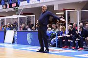 DESCRIZIONE : Brindisi  Lega A 2015-16 Enel Brindisi Olimpia EA7 Emporio Armani Milano<br /> GIOCATORE : Jasmin Repesa<br /> CATEGORIA : Allenatore Coach Mani<br /> SQUADRA : Olimpia EA7 Emporio Armani Milano<br /> EVENTO : Enel Brindisi Olimpia EA7 Emporio Armani Milano <br /> GARA :Enel Brindisi Olimpia EA7 Emporio Armani Milano<br /> DATA : 10/04/2016<br /> SPORT : Pallacanestro<br /> AUTORE : Agenzia Ciamillo-Castoria/M.Longo<br /> Galleria : Lega Basket A 2015-2016<br /> Fotonotizia : Enel Brindisi Olimpia EA7 Emporio Armani Milano<br /> Predefinita :