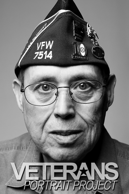 Wallace E. Rosier<br /> Air Force<br /> E-7<br /> Missile Electronics, Munitions<br /> 1966 - 1988<br /> Vietnam<br /> <br /> Veterans Portrait Project<br /> St. Louis, MO