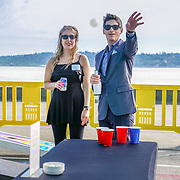 "Bell Harbor ""Party on the Pier"". Elliott Hall deck. #BHpartyonthepier Photo by Alabastro Photography."