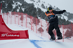 SHOEMAKER Daniel, Snowboarder Cross, 2015 IPC Snowboarding World Championships, La Molina, Spain