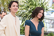 "CANNES, FRANCE - MAY 14:  Jeanne Balibar and Paz Vega attend the ""Grace of Monaco"" photocall at the 67th Annual Cannes Film Festival on May 14, 2014 in Cannes, France.  (Photo by Tony Barson/FilmMagic)"