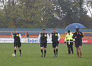 Braintree Town v Tranmere Rovers 041112