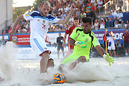 EURO BEACH SOCCER LEAGUE MOSCOW 2014