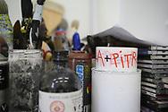 Dans l'atelier des artistes Ella & Pitr à Saint-Etienne