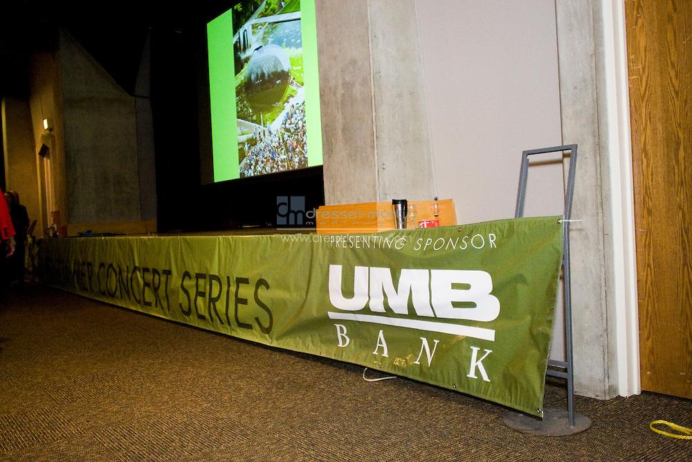 amphitheatre naming  UMB