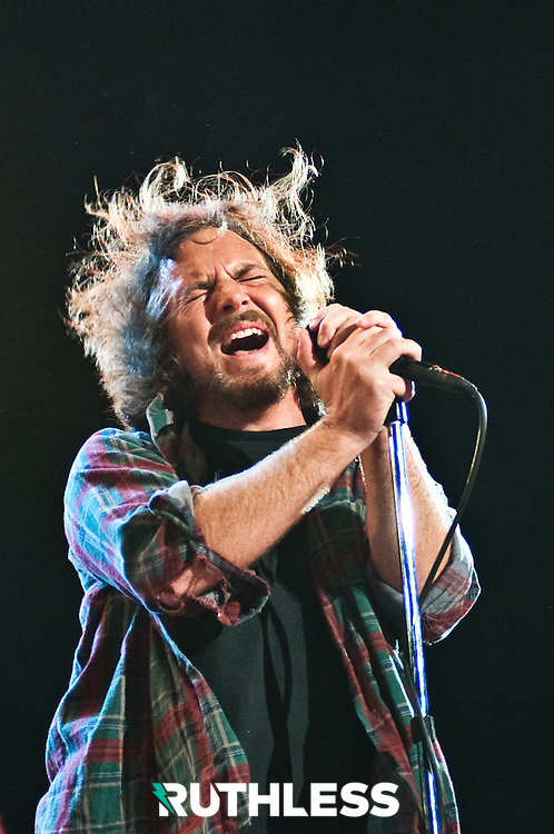 Pearl Jam, O2 Arena, Dublin