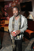 October 27, 2012-New York, NY: Music Executive Corey Smythe backstage at House of Blues on October 27, 2012 in Atlantic City, New Jersey. Black Star arose from the underground movement of the late 1990s, which was in large part due to Rawkus Records, an independent record label stationed in New York City. They released one album, Mos Def & Talib Kweli Are Black Star on August 26, 1998. (Terrence Jennings)