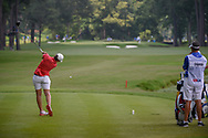 Carlota Ciganda (ESP) watches her tee shot on 10 during round 4 of the U.S. Women's Open Championship, Shoal Creek Country Club, at Birmingham, Alabama, USA. 6/3/2018.<br /> Picture: Golffile | Ken Murray<br /> <br /> All photo usage must carry mandatory copyright credit (© Golffile | Ken Murray)
