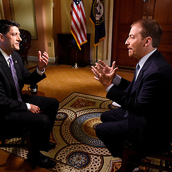 Paul Ryan Chuck Todd DC 06.16.16