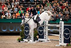 Nieberg Gerrit, GER, Contagio<br /> Leipzig - Partner Pferd 2019<br /> © Hippo Foto - Stefan Lafrentz