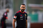 OSTERSUND, SWEDEN - JULY 21: Saman Ghoddos of Ostersunds FK during the Allsvenskan match between Ostersunds FK and Trelleborgs FF on July 21 at Jamtkraft Arena, 2018 in Gothenburg, Sweden. Photo by Johan Axelsson/Ombrello ***BETALBILD***