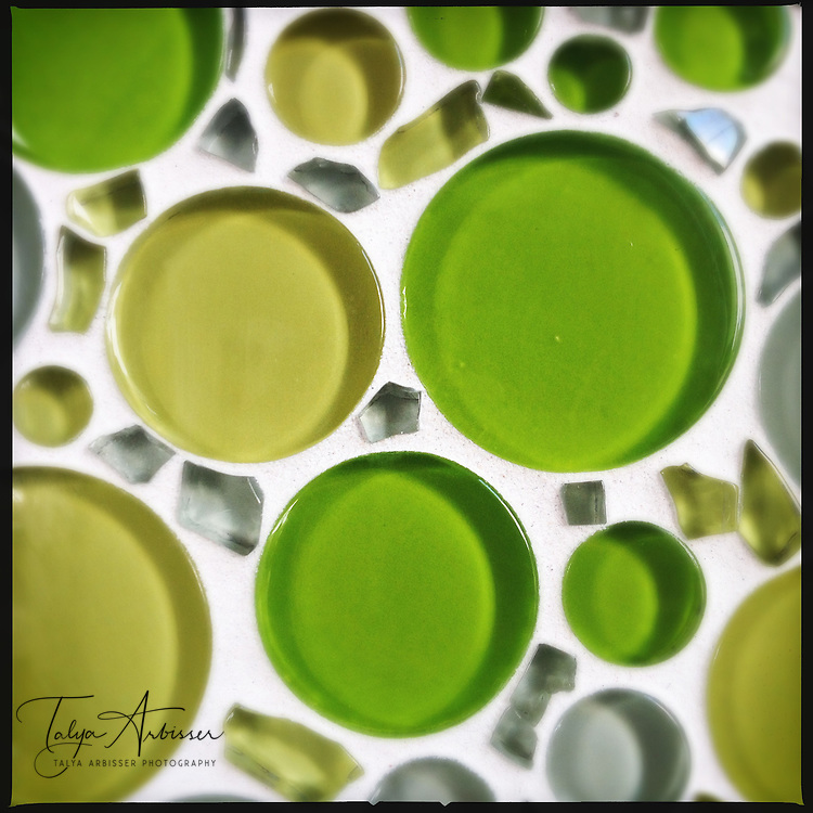 Shades of green - Houston, Texas