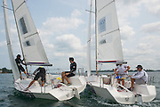 Detroit Cup International Match Racing 2015 DAY 2