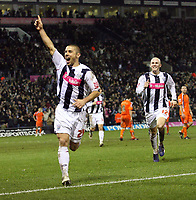 Photo: Rich Eaton.<br /> <br /> West Bromwich Albion v Luton Town. Coca Cola Championship. 12/01/2007. Kevin Phillips of West Brom celebrates scoring the equalizer to make it 2-2 before scoring another to make it 3-2 in extra time