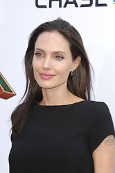 Angelina Jolie bei der Los Angeles Premiere von Kung Fu Panda 3 im TCL Chinese Theatre in Hollywood<br /> <br /> / 160116<br /> <br /> ***Kung Fu Panda 3 Los Angeles Premiere, Hollywood, CA, USA, January 16, 2016***