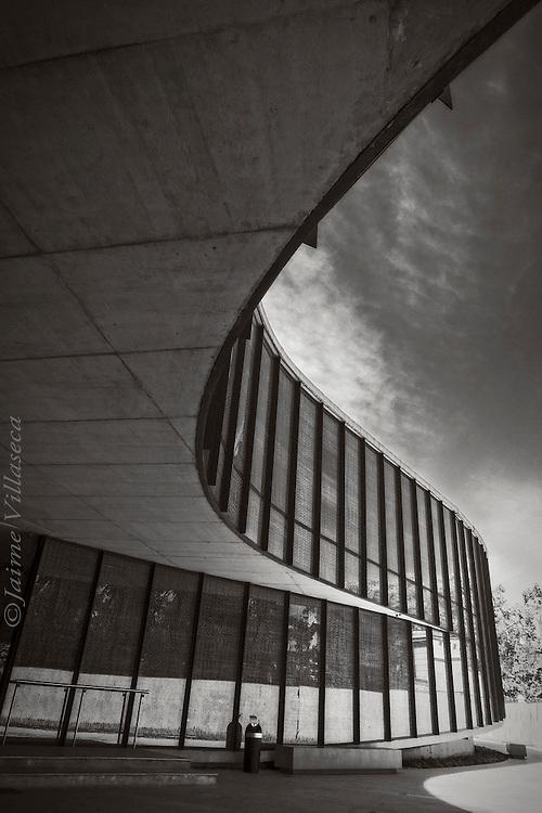 FOT&Oacute;GRAFO: Jaime Villaseca ///<br /> <br /> Museo Violeta Parra, Santiago.