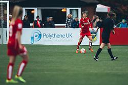 Hayley Ladd of Bristol City Women - Rogan Thomson/JMP - 06/11/2016 - FOOTBALL - The Northcourt Stadium - Abingdon-on-Thames, England - Oxford United Women v Bristol City Women - FA Women's Super League 2.