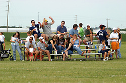 30 August 2003: Semi Professional Football.  Decatur Bears v Twin City Storm in Bloomington - Normal Illinois
