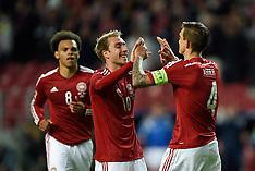 20140528 Danmark - Sverige, Fodboldlandskamp
