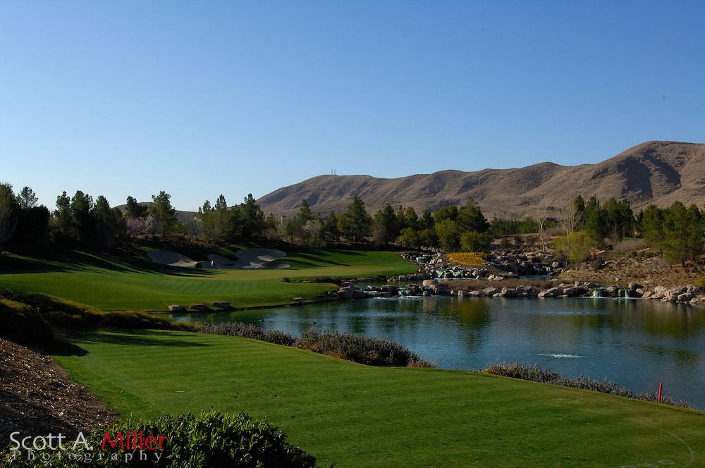 Southern Highlands Golf Club Hole No. 17..                ©2006 Scott A. Miller