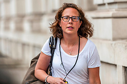 Natalie Evans, Leader of the House of Lords arriving at the Cabinet Office.<br /> <br /> Richard Hancox | EEm 30072019