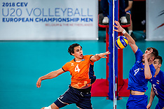 20180721 NED: CEV U20 Volleyball European Championship Men, Den Haag
