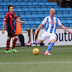 Steven Smith pings it forward during the Kilmarnock v Dumbarton Betfred Cup Group E  29nd July 2017 <br /> <br /> <br /> <br /> <br /> (c) Andy Scott | SportPix.org.uk