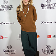 London, England, UK. 28th September 2017. Ursula Grisham Director of Noble Earth attend Raindance Film Festival Screening at Vue Leicester Square, London, UK.