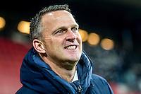 ALKMAAR - 25-01-2017, AZ - sc Heerenveen, AFAS Stadion, 1-0, AZ trainer John van den Brom