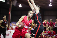 13/08/2017  Premier League Men Preliminary Final North Adelaide vs West Adelaide at Hillcrest at the Adelaide Hills Rec centre. Photos By AllStar Photos./08/2017