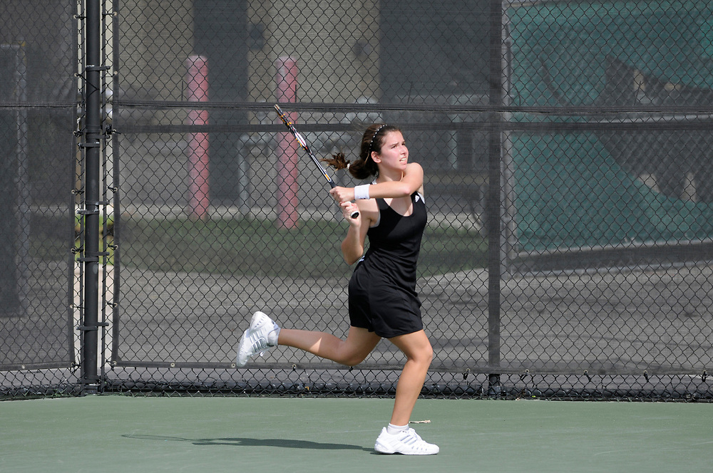 2011 FAU Women's Tennis @ Miami