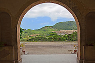 Santuario Nacional de la Virgen del Cobre, Santiago de Cuba, Cuba.