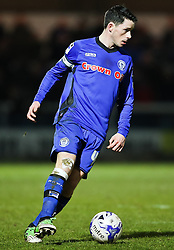 Rochdale's Ian Henderson in action - Photo mandatory by-line: Matt McNulty/JMP - Mobile: 07966 386802 - 03/03/2015 - SPORT - football - Rochdale - Spotland Stadium - Rochdale v Crewe Alexandra - Sky Bet League One