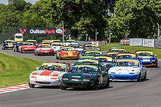 BRSCC MX-5 Championship 2017 - Oulton Park
