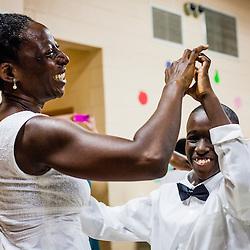 Dancing Classrooms 2013 At Bowsky School