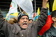 20141007 Kurdish occupy European Parliament