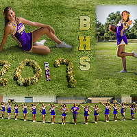 BHS Cheerleaders Team 2014