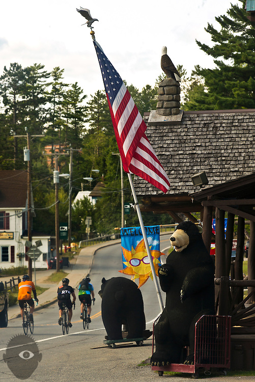Day6 from Old Forge to Long Lake on Friday, August 28, 2015.