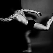 From the series 'Bodies In Motion'.<br />