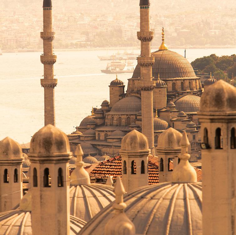 ~ Suleiman Mosque ~