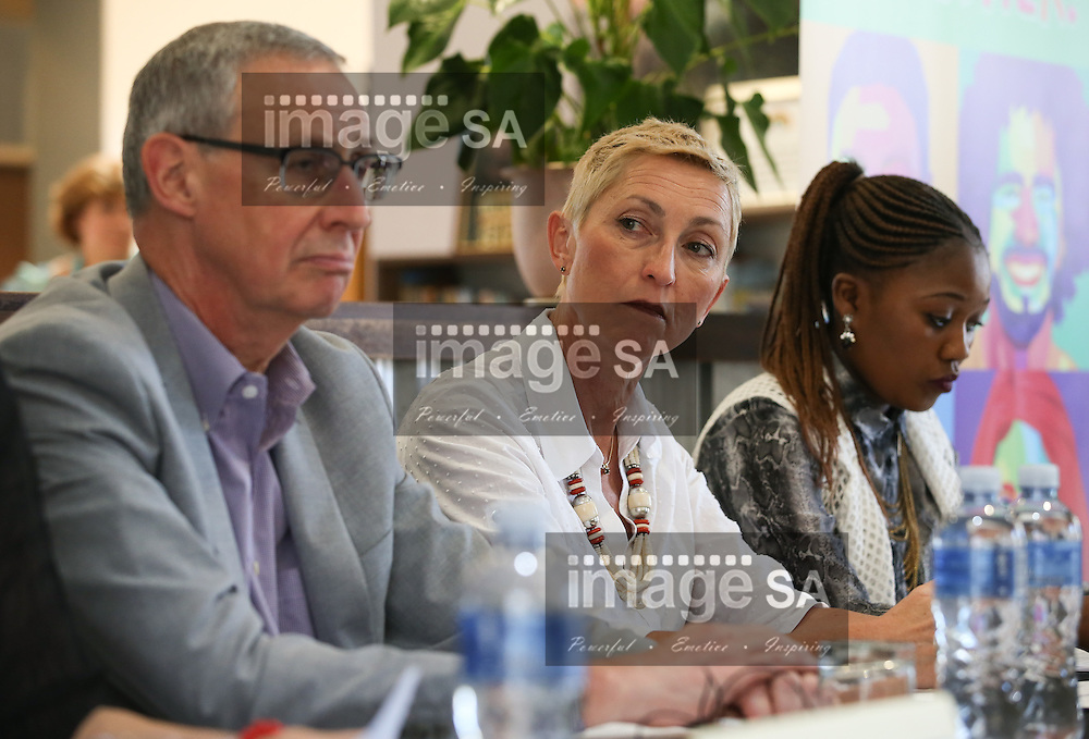 CAPE TOWN, SOUTH AFRICA - Wednesday 30 November 2016, Prof Linda-Gail Bekker, Protocol Co-Chair for HVTN 702 and Deputy Director of the Desmond Tutu HIV Centre during the launch of a major study to test the efficacy of a vaccine to prevent HIV infection at the Emavundleni Research Centre in Old Crossroads, Cape Town. With more than 1 000 people in South Africa becoming infected with HIV each day, a successful HIV vaccine is seen as the key to ending the epidemic. This new preventive vaccine efficacy trial, called HVTN 702, is a critically important study and its start is a special moment in HIV research. HVTN 702 is the only current HIV vaccine efficacy trial in the world and is being conducted solely in South Africa. It has been seven years since the world last saw the start of an efficacy trial of an HIV vaccine. The South African study will test a modified form of the vaccine regimen used in RV144, a trial conducted in Thailand, which reported in 2009 that the candidate vaccine was 31.2% effective in preventing new HIV infections 3.5 years after first vaccination. HVTN 702 builds on the foundation of the promising Thai trial findings and seeks to increase the level of efficacy and durability of the vaccine response. If HVTN 702 is shown to be effective against new infections, this South African trial could lead to the licensing of the world&rsquo;s first HIV vaccine.<br /> Photo by Roger Sedres/ImageSA