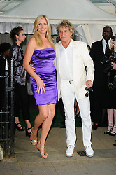 Penny Lancaster and Rod Stewart at the Glamour Women of The Year Awards in London, Tuesday, 29th May 2012. Photo by: Chris Joseph / i-Images
